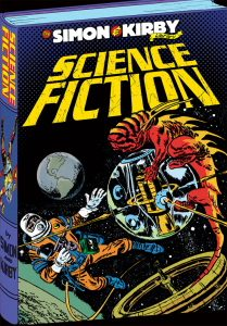 Next month Titans Books is releasing The Simon and Kirby Library – Science Fiction, collecting together over 300 pages of thrilling classic science fiction comics from Joe Simon and Jack […]