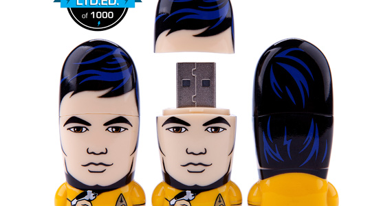 Mimoco (www.mimoco.com), makers of the MIMOBOT® line of designer USB flash drives, under license by CBS Consumer Products, are proud to announce the second installment in the Star Trek™M x […]
