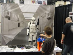 shoot a Trooper for charity!