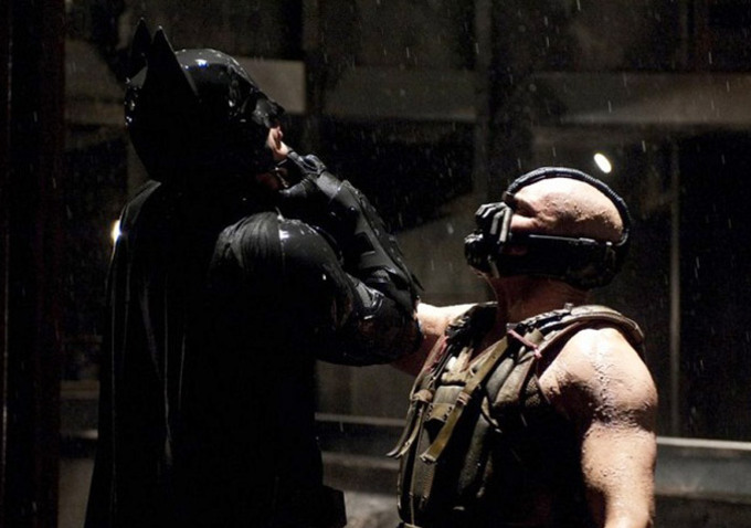 bane from batman dark knight rises
