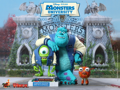 Monsters_University_-_Mike_&_Sulley_&_Archie_Vinyl_Collectible_Set_(Deluxe_Version)_PR
