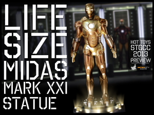 1._Hot_Toys_booth_@_STGCC_Life-size_Mark_XXI_Statue