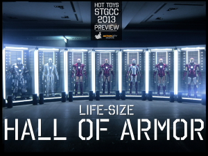 2._Hot_Toys_booth_@_STGCC_Life-size_Hall_of_Armor