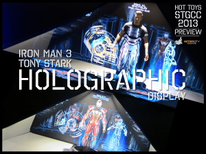 3._Hot_Toys_booth_@_STGCC_Hologram_featuring_Tony_Stark