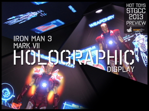 4._Hot_Toys_booth_@_STGCC_Hologram_featuring__Mark_VII