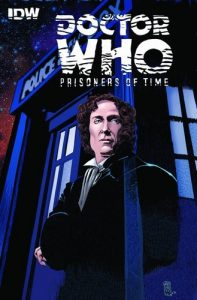Doctor Who POT #8 cover