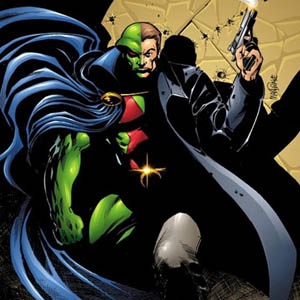 FCC Martian Manhunter