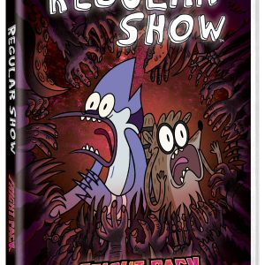 In anticipation of this spook-tacular release of Regular Show: Fright Pack, arriving on DVD TODAY, September 3rd, Warner Home Entertainment is excited to share three clips! Peek if you dare! […]