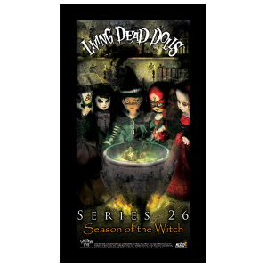 Lammas Limited on The Living Dead Dolls Limited Edition Series 26 Banner