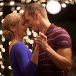 Abbie Cornish (left) and Joel Kinnaman in MGM/Columbia Pictures' ROBOCOP.