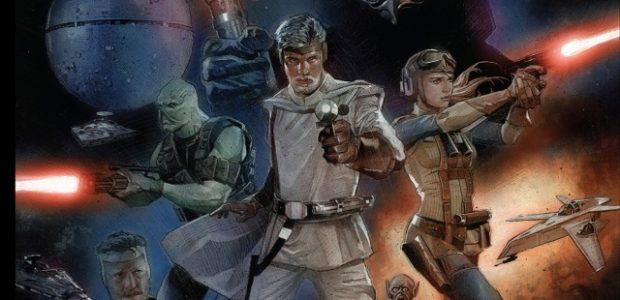 I was pretty excited when I found out that Dark Horse Comics was going to do a comic based on George Lucas' 1974 rough draft Star Wars screenplay.  Your friendly […]