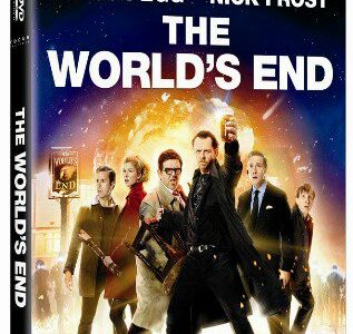 FROM THE DIRECTOR OF SHAUN OF THE DEAD AND HOT FUZZ COMES AN OUTRAGEOUS NEW COMEDY ABOUT OLD FRIENDS, BEER . . . AND TOTAL ANNIHILATION THE WORLD'S END ON […]