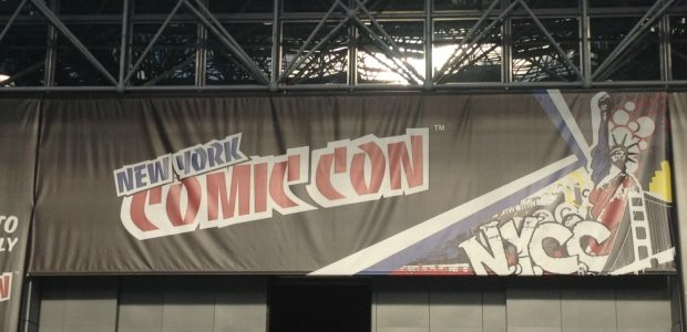 I was unprepared. Dude. I was woefully unprepared. I went to NYCC over the weekend with friend and fellow fanboyfactor correspondent jetts31. All's I gotta say is…wow (please. I've got […]