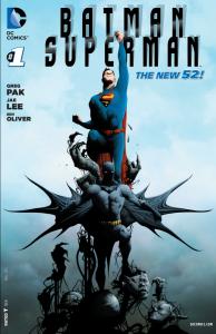batman superman cover 1