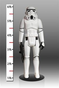 Stormtrooper monument