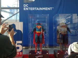 Christopher Reeves movie costume