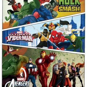 You love watching the Marvel Universe on Disney XD every Sunday. Now find out what's next for your favorite animated series exclusively during the Marvel Television Presents panel at New […]