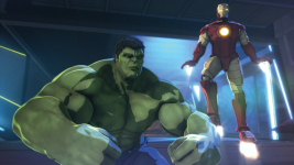 "With a special appearance by the voice of Hulk, Fred Tatasciore Get ready for the world premiere of ""Marvel's Iron Man & Hulk: Heroes United!"" This all-new animated movie debuts […]"