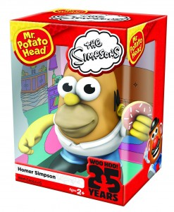 homer potato head