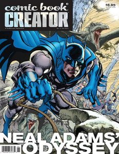 This week, TwoMorrows Publishing's COMIC BOOK CREATOR #3 goes on sale, offering comics legend NEAL ADAMS a forum to vigorously respond to critics of his recent Batman: Odyssey series from […]