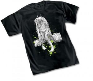 bat zombie shirt