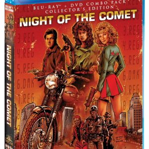 Take two Valley Girls and one comet that travels too close to the Earth. The comet either vaporizes people or turns them into psychopathic zombies. So what are the last […]