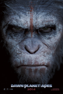 "20th Century Fox has just released a brand new menacing ""Caesar"" POSTER for their upcoming film, DAWN OF THE PLANET OF THE APES. Be sure to check out the full […]"
