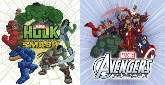 This Sunday, catch your FAVORITE Marvel Super Heroes inside the Marvel Universe on Disney XD at a special time 8am/7c. Start your Sunday with Marvel's Hulk and the Agents of […]