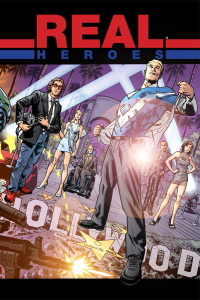 "Bryan Hitch's new miniseries pits Hollywood celebrities against super evil forces REAL HEROES #1 The celebrity stars of the blockbuster The Olympians films are about to take ""method"" to a […]"