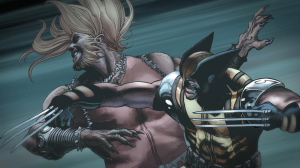 Screen Still 5 from Wolverine Vs Sabretooth