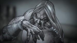 Screen Still 6 from Wolverine Vs. Sabretooth