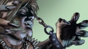 Screen Still 8 from Wolverine Vs. Sabretooth