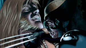 Screen shot of Wolverine Vs Sabretooth 1