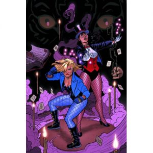 Previews Jan 2014 black-canary-and-zatanna-bloodspell-hc