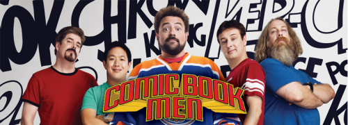 """TUNE IN FOR THE MID-SEASON PREMIERE OF """"COMIC BOOK MEN"""" ON SUNDAY, FEBRUARY 9th AT MIDNIGHT ET/PT Dean Cain Guest Stars to Celebrate the 75th Anniversary of Superman Kevin, Walt, […]"""