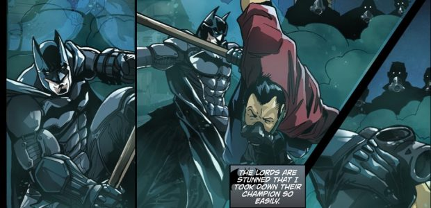 """When I sat down to look at DC Entertainment/Madefire's joint partnership on, Batman: Arkham Origins """"interactive graphic novel"""", I really didn't know what to expect, on so many levels. Is […]"""