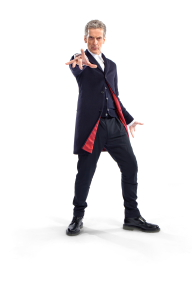 Picture shows: PETER CAPALDI as The Twelfth Doctor.