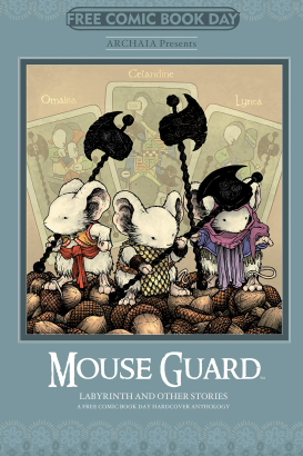2014_Archaia_Free_Comic_Book_Day_Cover