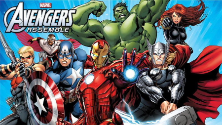 This Sunday, the return with an ALL-NEW episode of Marvel's Avengers Assemble this Sunday beginning at 8am/7c inside the Marvel Universe on Disney XD! BIG HEROES! BIG VILLAINS! AND BIGGER […]