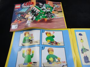 thanks for the suggestion, Lego, but i prefer the more frustrating way of dumping my bricks all over the carpet!