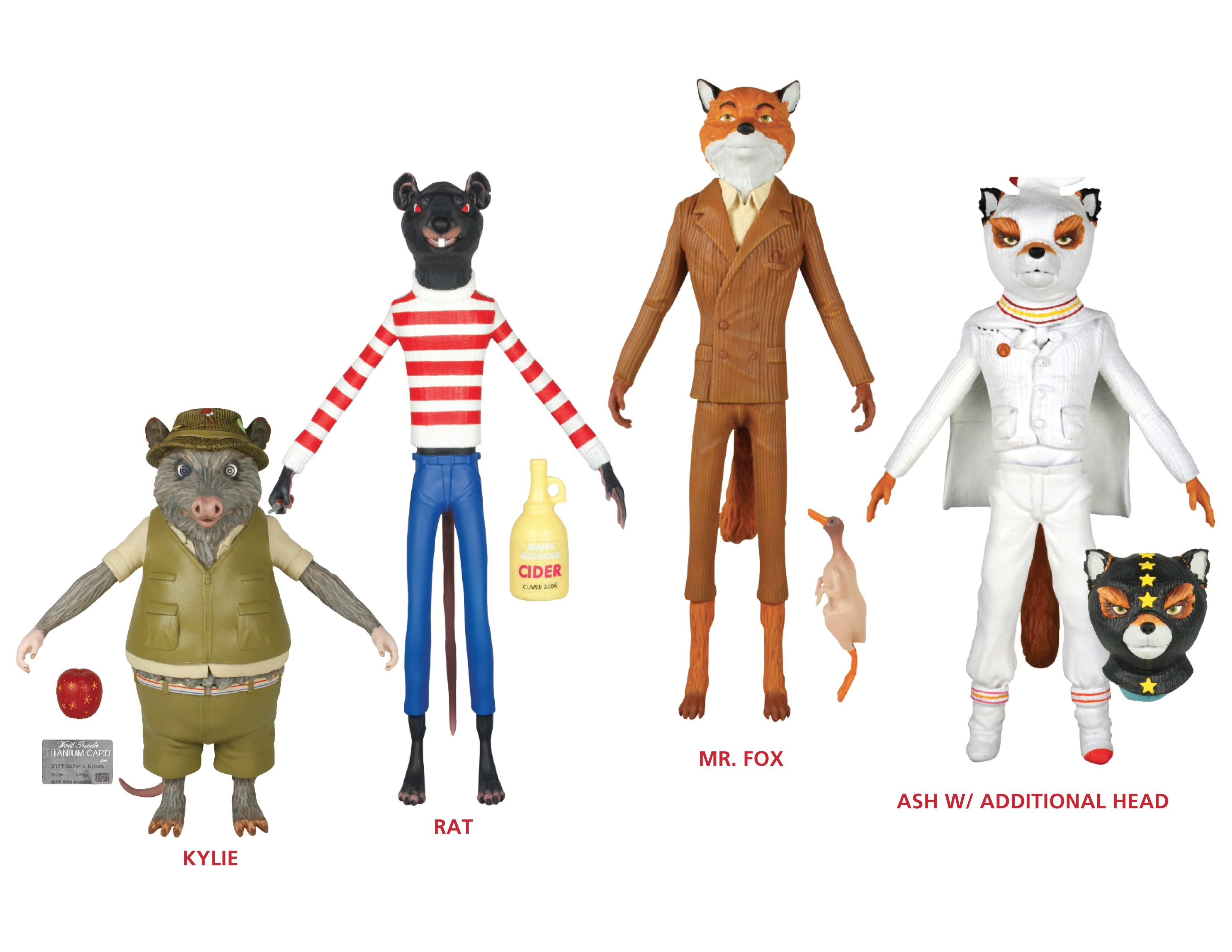 Fantastic Mr Fox Group The Fanboy Factor