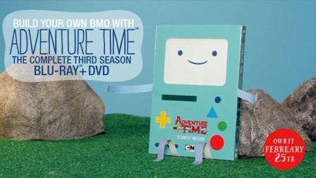 Cartoon Network Announces Blu-ray™ and DVD Release for Adventure Time: The Complete Third Season Available February 25, Release Contains More Than Four Hours of Episodes Plus Episode Commentaries for All […]
