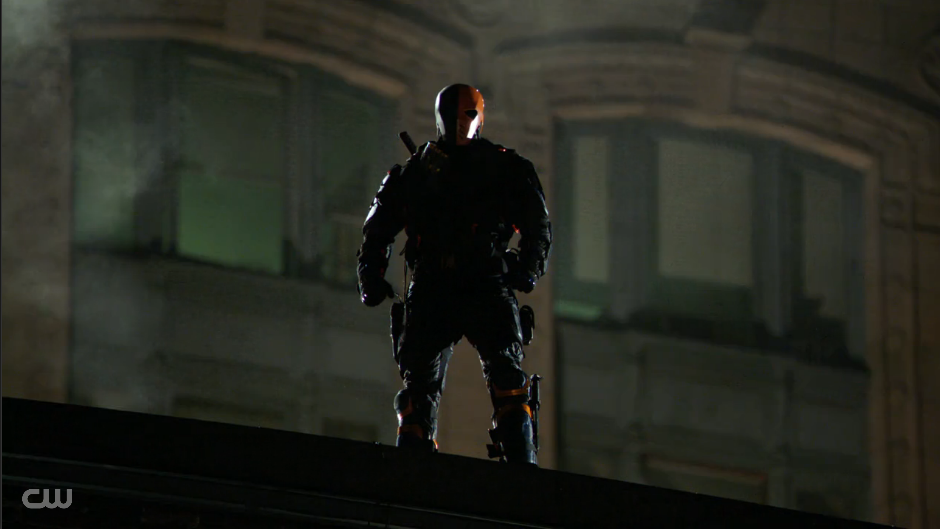 Arrow Suicide Squad Deathstroke