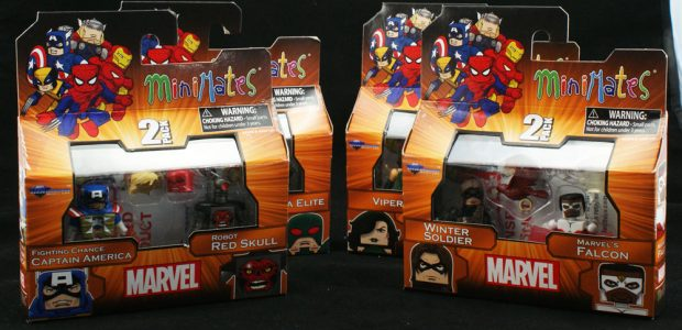 Just in time for Captain America:  The Winter Soldier, your friendly neighborhood jman was able to get a hold of Minimates Wave 54 (with many thanks to Zach Oat at […]
