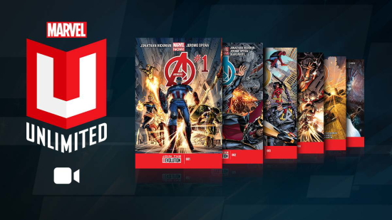 Marvel Releases an All-New Marvel Unlimited with Audio and ...