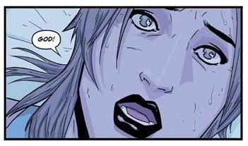 Tomb Raider Vol 1 Panel 1