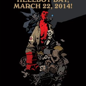 March 22 marks the twentieth anniversary of Mike Mignola's career-defining release of Hellboy: Seed of Destruction #1. After the character's somewhat humble beginnings in an eight-page feature in Dark Horse's […]