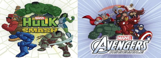 This Sunday, tune-in to a BRAND NEW episodes of Marvel's Avengers Assemble and Marvel's Hulk and the Agents of S.M.A.S.H. this Sunday beginning at 8am/7c inside the Marvel Universe on […]