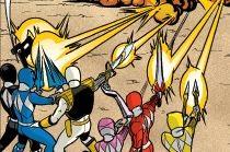 Power Rangers Weapons