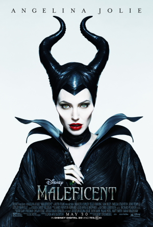 maleficent one sheet